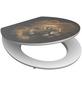 SCHÜTTE WC-Sitz »Lion« mit Holzkern,  oval mit Softclose-Funktion-Thumbnail