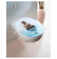 WENKO WC-Sitz »Meditation«, Steine-Thumbnail