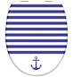 SCHÜTTE WC-Sitz »NORTH SEA« aus Duroplast,  oval mit Softclose-Funktion-Thumbnail