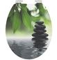 SCHÜTTE WC-Sitz »Oasis« mit Holzkern,  oval mit Softclose-Funktion-Thumbnail