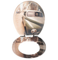 WENKO WC-Sitz »Old-Time«, MDF, oval, mit Softclose-Funktion-Thumbnail