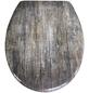 SCHÜTTE WC-Sitz »Old Wood« aus Duroplast,  oval mit Softclose-Funktion-Thumbnail
