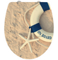 WENKO WC-Sitz »ON BOARD«, Rettungsring-Thumbnail