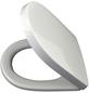 VILLEROY & BOCH WC-Sitz »O.NOVO«, Duroplast,  weiß,  D-Form-Thumbnail