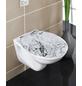 WENKO WC-Sitz »Onyx«, MDF, oval-Thumbnail