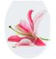 WENKO WC-Sitz »Orchid«, Blumen-Thumbnail