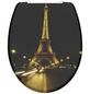 SCHÜTTE WC-Sitz »Paris Night« aus Duroplast,  oval mit Softclose-Funktion-Thumbnail