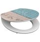 SCHÜTTE WC-Sitz »Poolside« mit Holzkern,  oval mit Softclose-Funktion-Thumbnail