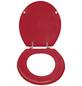 WENKO WC-Sitz »Prima« mit Holzkern,  oval-Thumbnail