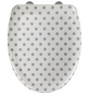 WENKO WC-Sitz »Punto« aus Duroplast,  oval mit Softclose-Funktion-Thumbnail