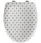 WENKO WC-Sitz »Punto«, Duroplast, oval, mit Softclose-Funktion-Thumbnail