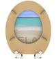 SCHÜTTE WC-Sitz »Relax« mit Holzkern,  oval-Thumbnail