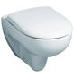 GEBERIT WC-Sitz »Renova« aus Duroplast,  D-Form mit Softclose-Funktion-Thumbnail