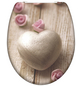 SCHÜTTE WC-Sitz »Romantic« aus Duroplast,  oval mit Softclose-Funktion-Thumbnail
