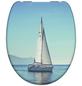 SCHÜTTE WC-Sitz »Sailing«, Boot Absenkautomatik-Thumbnail