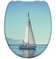 SCHÜTTE WC-Sitz »Sailing« Duroplast,  oval mit Softclose-Funktion-Thumbnail