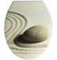 WENKO WC-Sitz »Sand and Stone«, Steine-Thumbnail