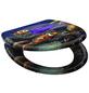 SCHÜTTE WC-Sitz »Sea Life« aus Duroplast,  oval mit Softclose-Funktion-Thumbnail