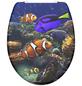 SCHÜTTE WC-Sitz »Sea Life« Duroplast,  oval mit Softclose-Funktion-Thumbnail