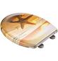 SCHÜTTE WC-Sitz »Sea Star« aus Duroplast,  oval-Thumbnail