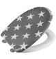 WENKO WC-Sitz »Stella« Duroplast,  oval mit Softclose-Funktion-Thumbnail