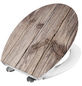 CORNAT WC-Sitz »STRUKTUR«, Duroplast, oval, mit Softclose-Funktion-Thumbnail