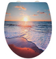 WENKO WC-Sitz »Sunset« aus Duroplast,  oval mit Softclose-Funktion-Thumbnail