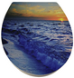 WELLWATER WC-Sitz »Sunset«, Duroplast, oval mit Softclose-Funktion-Thumbnail