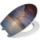 WENKO WC-Sitz »Sunset«, Duroplast, oval, mit Softclose-Funktion-Thumbnail