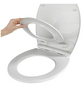 WENKO WC-Sitz »Syros Family« aus Thermoplast,  oval mit Softclose-Funktion-Thumbnail