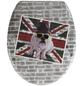 WENKO WC-Sitz »Union Jack«, Hund-Thumbnail