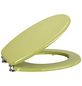 SANITOP-WINGENROTH WC-Sitz »Venezia«, mit Holzkern, oval-Thumbnail