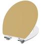 CORNAT WC-Sitz »VOREA«, Holzkern, D-Form mit Softclose-Funktion-Thumbnail