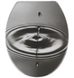 WENKO WC-Sitz »Waterdrop«, Duroplast, oval, mit Softclose-Funktion-Thumbnail