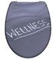 SCHÜTTE WC-Sitz »Wellness« aus Duroplast,  oval mit Softclose-Funktion-Thumbnail