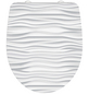 SCHÜTTE WC-Sitz »White Wave« Duroplast,  oval mit Softclose-Funktion-Thumbnail