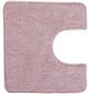 KLEINE WOLKE WC-Vorleger »Seattle«, rosa, B x L: 55  x 50 cm-Thumbnail