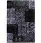 LUXORLIVING Web-Teppich »Antique«, BxL: 80 x 150 cm, schwarz/weiß-Thumbnail