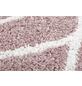ANDIAMO Web-Teppich »Bolonia«, BxL: 120 x 170 cm, rosenholzfarben-Thumbnail