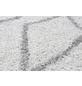ANDIAMO Web-Teppich »Bolonia«, BxL: 160 x 235 cm, grau-Thumbnail