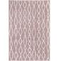 ANDIAMO Web-Teppich »Bolonia«, BxL: 60 x 110 cm, rosenholzfarben-Thumbnail
