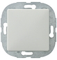 GO/ON! Wechselschalter, PrimaLuxe, Kunststoff, Weiß-Thumbnail