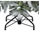 Evergreen Weihnachtsbaum »Fichte Frost«, Höhe: 180 cm, grün/weiß-Thumbnail