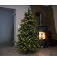 Evergreen Weihnachtsbaum »Sherwood Fichte«, Höhe: 180 cm, grün, beleuchtet-Thumbnail