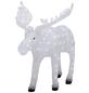 KONSTSMIDE Weihnachtsfigur, Elch, Höhe: 65 cm, Netzbetrieb-Thumbnail