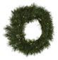 CASAYA Weihnachtskranz »Sölden«, Ø 35 cm, grün, Kunststoff, beleuchtet-Thumbnail