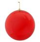 CASAYA Weihnachtskugel, Ø: 25 cm, rot-Thumbnail