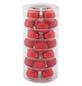 CASAYA Weihnachtskugel, Ø: 4,5 cm, rot, 28 Stück-Thumbnail