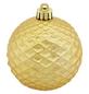 CASAYA Weihnachtskugel, Ø: 7 cm, goldfarben, 25 Stück-Thumbnail