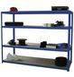 SZAGATO Weitspannregal, LxBxH: 60 x 150 x 160 cm, Blau-Thumbnail